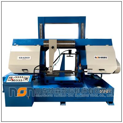 GB4260金属带锯床